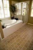 Luxurious bathroom Royalty Free Stock Photos