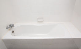Luxurious bathtubs and faucets in the Resorts. Luxurious bathtubs and faucets in Resorts stock photo
