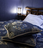 Luxurious bedroom Stock Photos