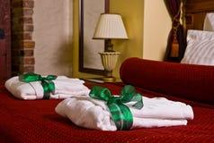 Luxurious bedroom Royalty Free Stock Photo