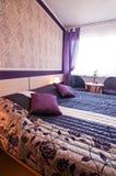 Luxurious bedroom Royalty Free Stock Photos