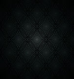 Luxurious black wallpaper Stock Image