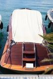 Luxurious boat Stock Photo