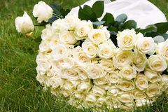 Luxurious bouquet Royalty Free Stock Image