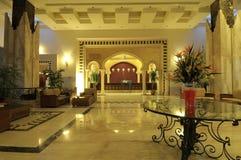 Luxurious building interior Royalty Free Stock Photo