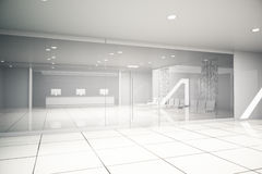 Luxurious business interior Stock Photos