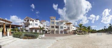 Luxurious Caribbean resort Royalty Free Stock Photography