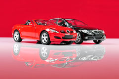 Luxurious cars Royalty Free Stock Photography