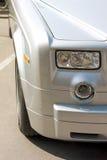 Luxurious cars healight Stock Photography