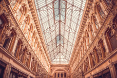 Luxurious ceiling Royalty Free Stock Image