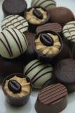 Luxurious Chocolates Stock Photography