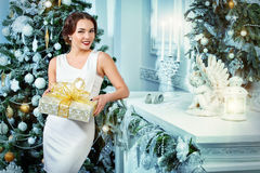 Luxurious christmas Royalty Free Stock Images