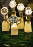 Luxurious clock Stock Photos