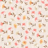 Luxurious color flower pattern. Stock Photo