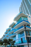Luxurious Condominiums Stock Photos
