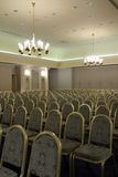 Luxurious conference room Royalty Free Stock Image