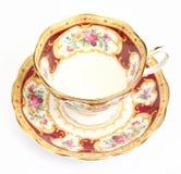 Luxurious Cup on White stock photos