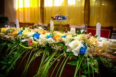 Incredible live flowerbeds for your wedding