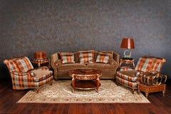 Luxurious furniture Stock Image