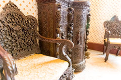 Luxurious furniture Royalty Free Stock Images