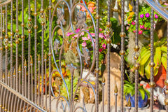 Luxurious gate Royalty Free Stock Images
