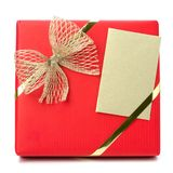 Luxurious gift Royalty Free Stock Photo