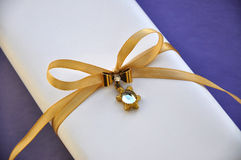 Luxurious Gift Box Royalty Free Stock Photo