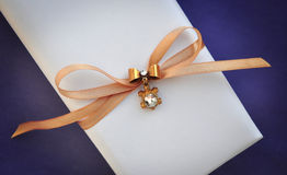 Luxurious Gift Box Royalty Free Stock Image