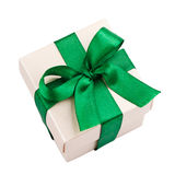 Luxurious gift box Royalty Free Stock Photos