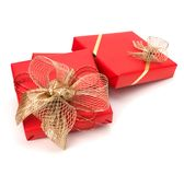 .Luxurious gifts Royalty Free Stock Image