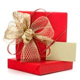 Luxurious gifts Royalty Free Stock Photos