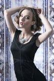Luxurious girl Royalty Free Stock Photo