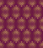 Luxurious golden pattern Royalty Free Stock Photos