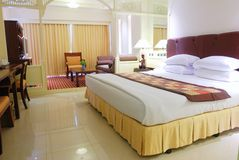 Luxurious Hotel Room Royalty Free Stock Image