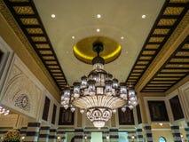 Luxurious interior Stock Photo