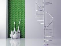 Luxurious interior design. Stock Photo