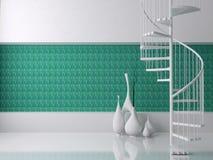 Luxurious interior design. royalty free illustration