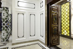 Luxurious interior details Royalty Free Stock Image