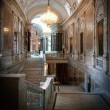 Luxurious interior stock photos