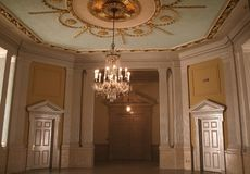 Luxurious Interiors Stock Photo