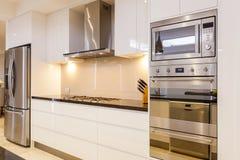 Luxurious kitchen Stock Image