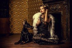 Luxurious life royalty free stock image