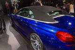 Luxurious modern car Stock Image