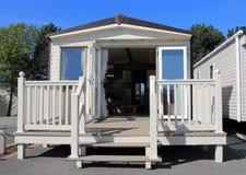 Luxurious modern caravan Royalty Free Stock Photography