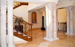 Luxurious modern hallway Stock Image