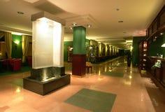 Luxurious modern hallway royalty free stock photo