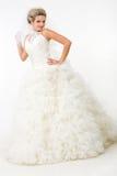 Luxurious newlywed Stock Image