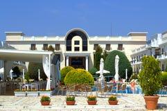 Luxurious palace royalty free stock photos