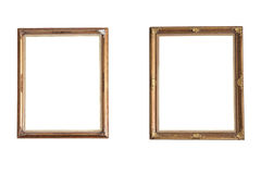 Luxurious photo frames Stock Photos