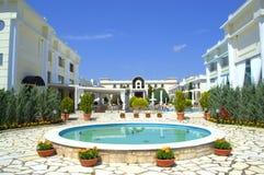 Luxurious property Royalty Free Stock Photo